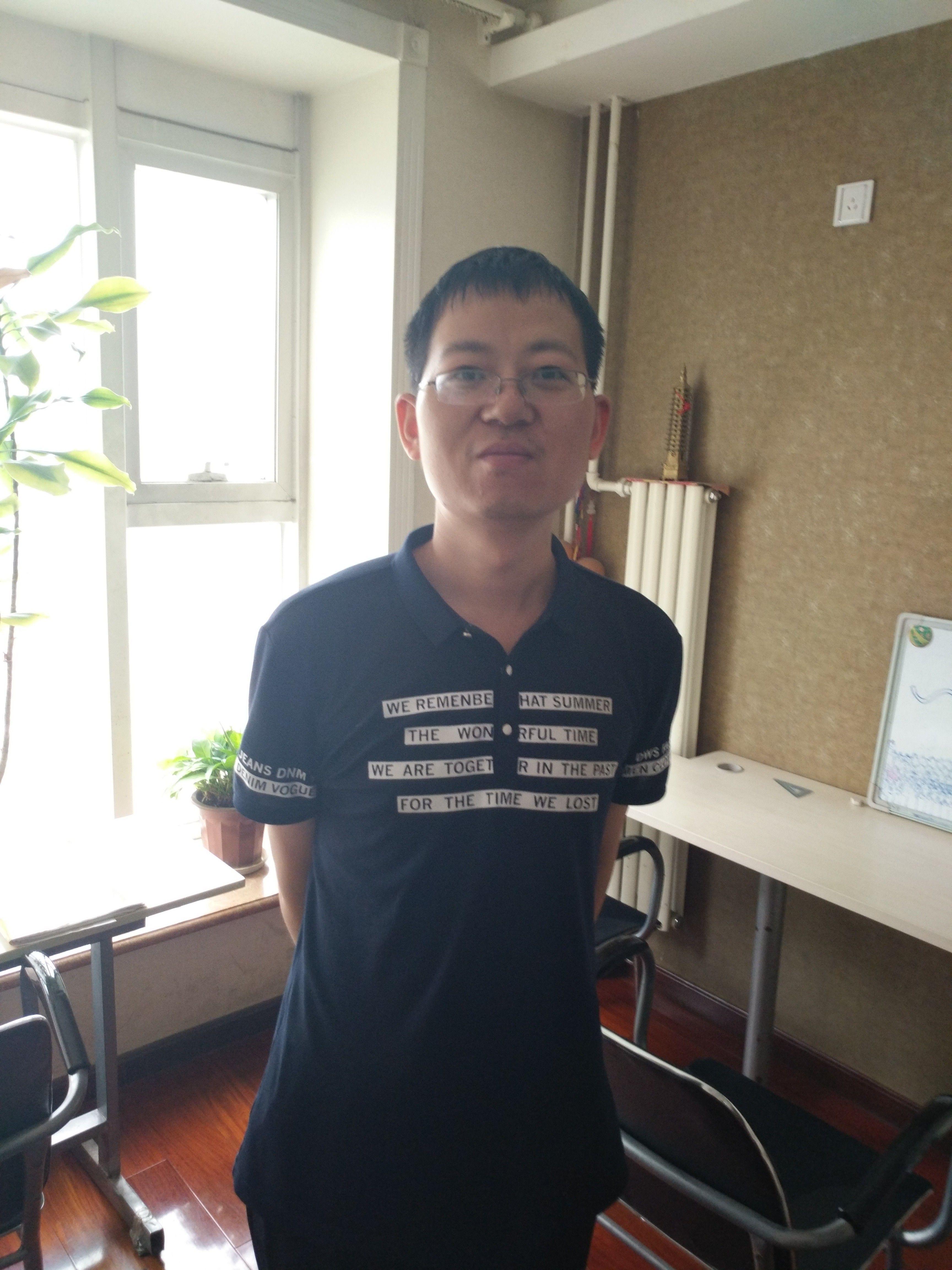 北京家教屈教员