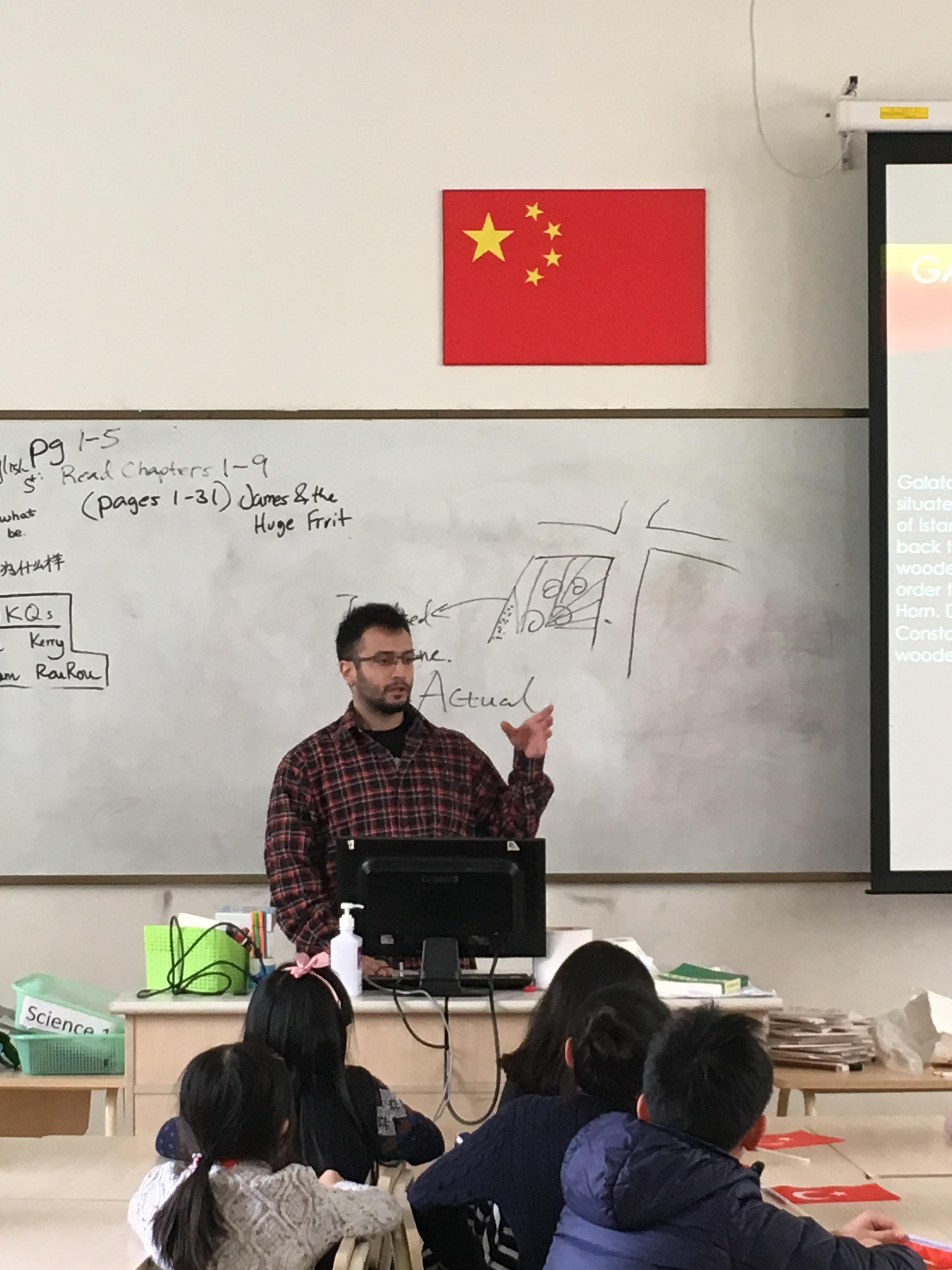 上海家教M老师