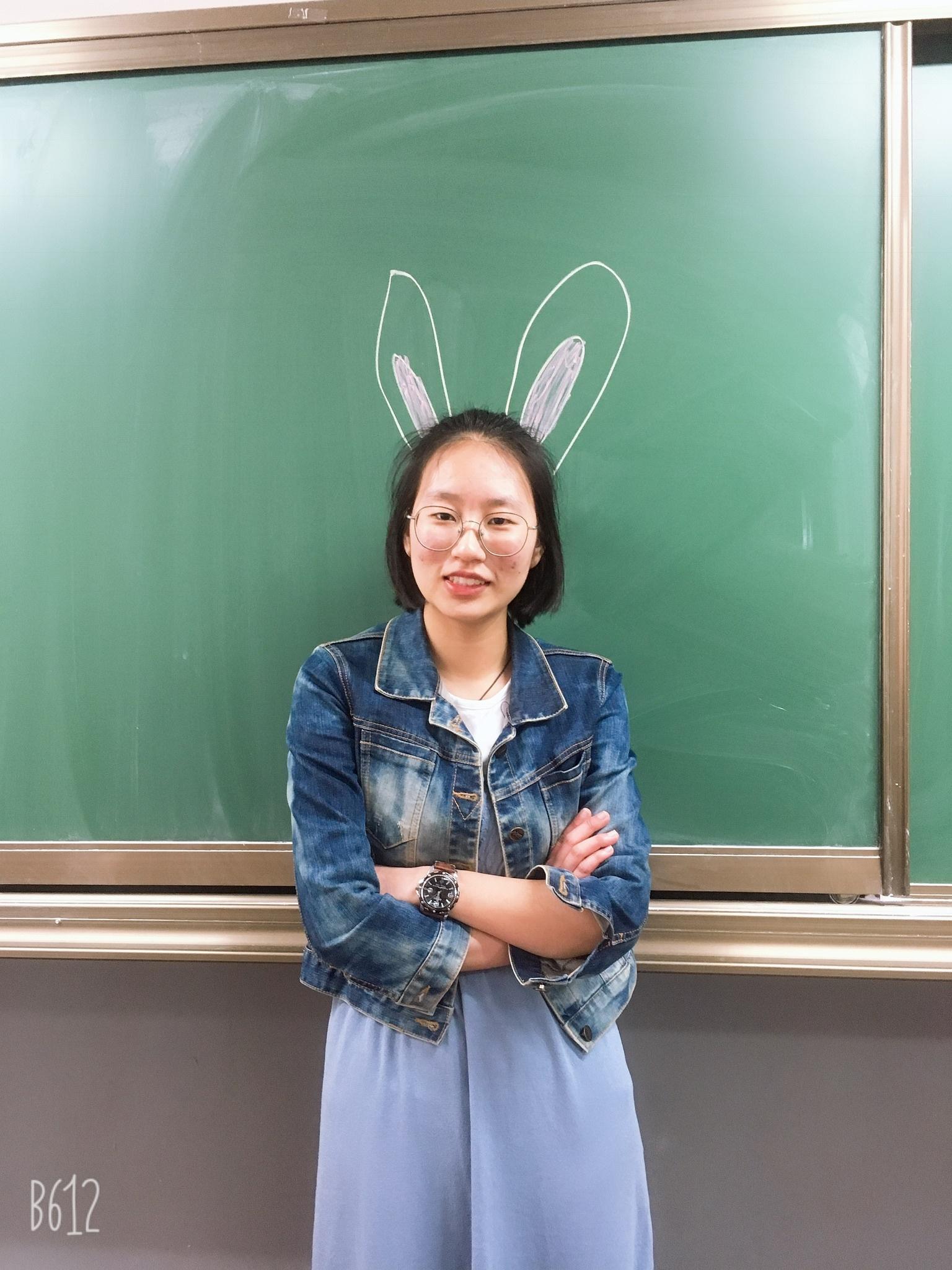 闵行家教蒋老师