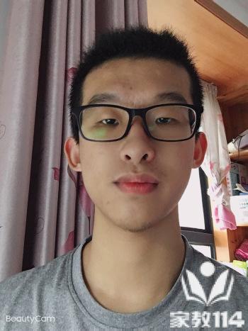 蒋教员 照片
