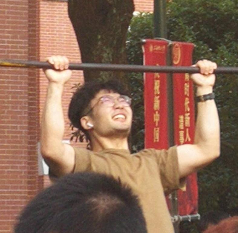 杨浦家教帅老师